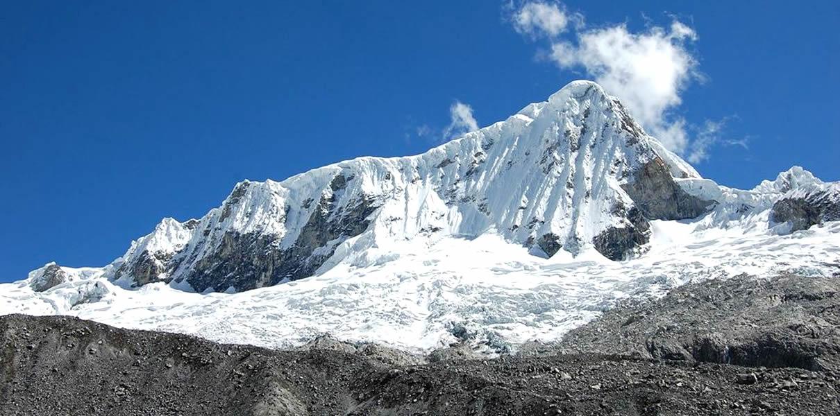 PISCO CLIMBING 5,752MT 4 DAYS   ALPAMAYO PERU